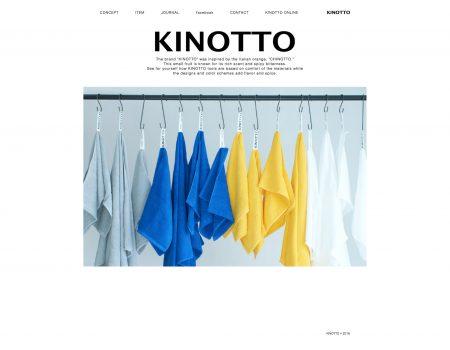 KINOTTO ONLINE STORE